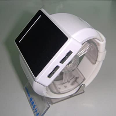 9ace0d134bb0 Amazon.com  Z1 Smart Android 2.2 Watch Phone GPS Wifi Bluetooth ...