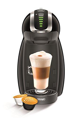 DeLonghi EDG 465.B Nescafé Dolce Gusto Genio Kaffeekapselmaschine (automatisch) schwarz