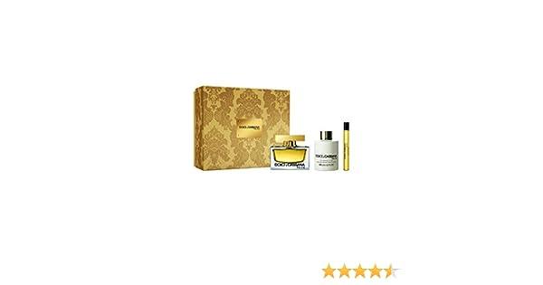 Dolce & Gabbana, Set de fragancias para mujeres - 3 Piezas: Amazon.es: Belleza