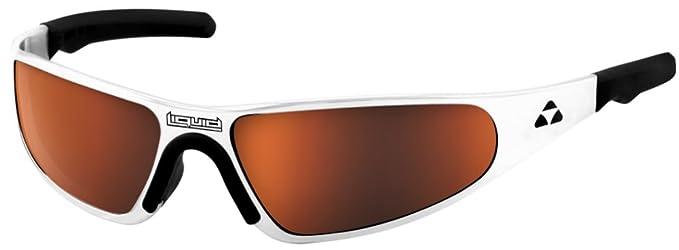3ede0618e77 Liquid Eyewear Player WHITE   RED MIRROR POLARIZED Lens Hingeless Aluminum  Sunglasses