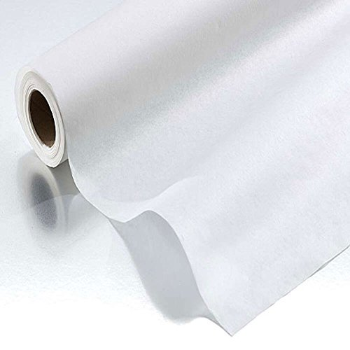 Graham Medical Exam Table Paper, Smooth, 21in x 225in, White, 42532 (Case of 12)