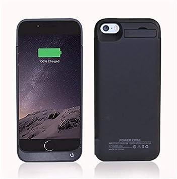 Carcasa batería para iPhone SE 5SE 5 5S 4200 mAh Recargable ...
