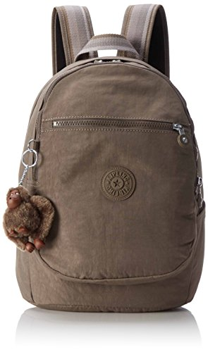 C Challenger Soft Women's Brown Clas Earthy Kipling Backpack wP0qUPFx