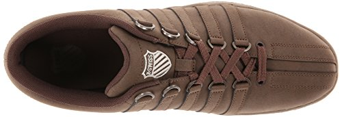 K-swiss Hombres Classic Lx Chocolate / Taupe / Gris