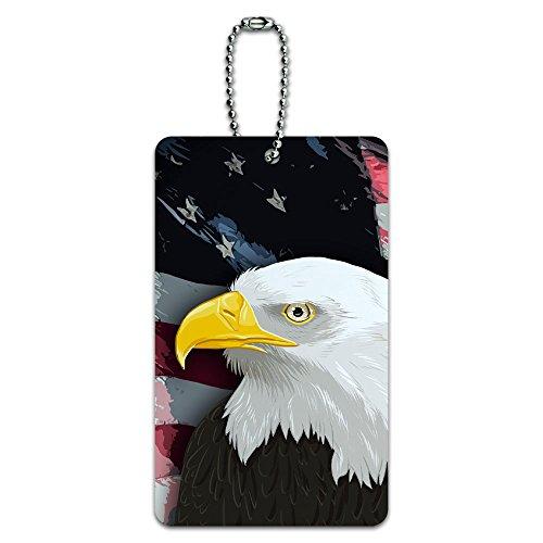American Bald Eagle Patriotic Carry