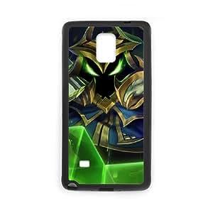 League of Legends(LOL) Final Boss Veigar Samsung Galaxy Note 4 Cell Phone Case Black MSY171201AEW