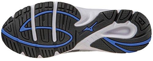 Mizuno Zapatillas Running Correr Zapatillas para hombre Muñeco Spark silver/black/dazzlingblue