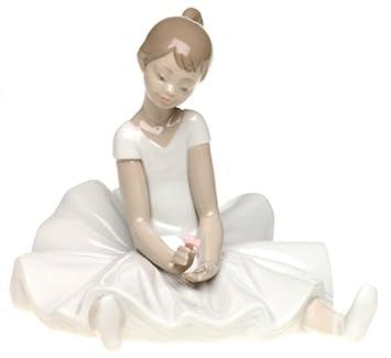 NAO Dreamy Ballet Porcelain Figurine