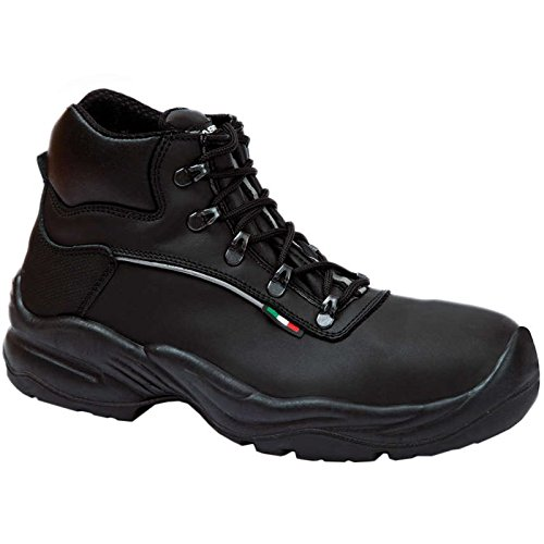 Giasco - Calzado de protección para hombre Negro negro 41