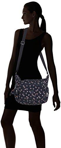 Womens Flower Multicolour Body Kipling Small Gabbie Cross Bag zpqp7wP