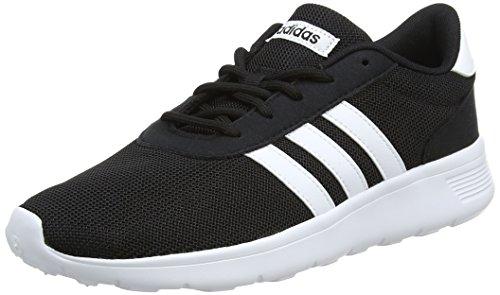 White Core Racer White Negro Ftwr Ftwr Black Adidas para Mujer Zapatillas Lite xHw5YYq1z