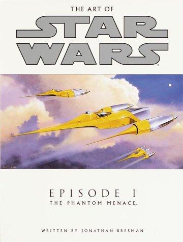 The Art Of Star Wars Episode I The Phantom Menace Bresman Jonathan 9780345431097 Amazon Com Books