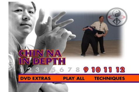 Chin Na In Depth - Courses 9 - 12 (Chin Na Dvd)
