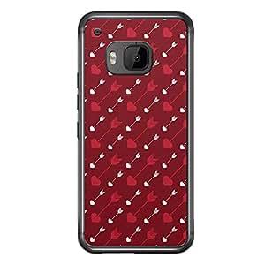 Loud Universe Samsung Galaxy Note 4 Love Valentine Files A Valentine 48 Transparent Edge Case - White/Purple