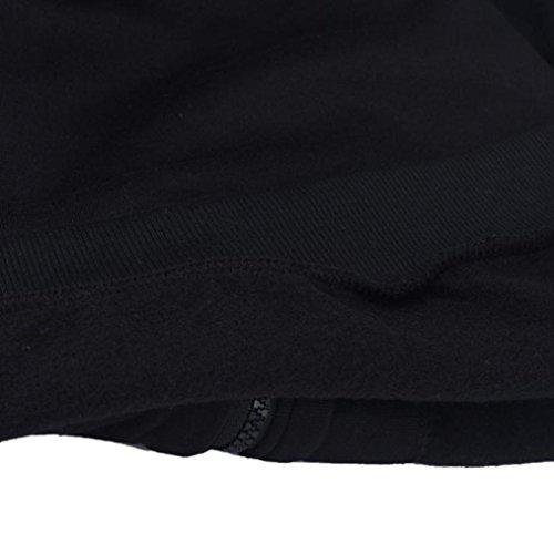 sudadera cremallera los calidad sudaderas marca hombres Moda Casual Hombre capucha alta de Chaquetas Negro con con de capucha de capucha Hombre de la con OverDose juego deportes ZOTqfn1f