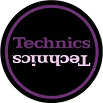 Technics Shadow Slipmat (Pair)