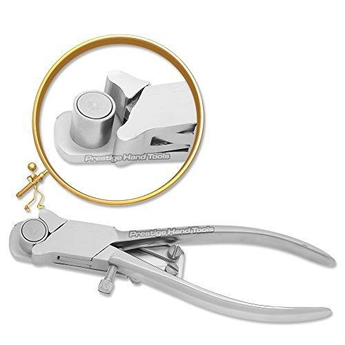 PTL Prestige piatto STOCK e filo metallico Shaping Anello piegatura PINZA strumenti per la creazione di gioielli #1458 Prestige Tools Ltd