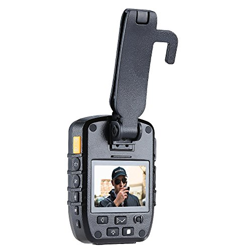 2a40e4c9589c Meknic Q2 1296P Portable Security Guards Police 32G Body Camera ...