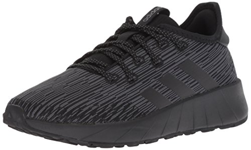 adidas Women's Questar X BYD Running Shoe, Black/Grey, 5.5 M US