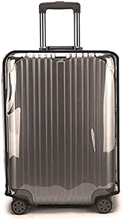 SCOCICI Travel Luggage Cover Suitcase Cover Pattern on a White Background Nature Elements Simple Seasonal Artprint Suitcase Luggage Case Covers Fits 19-32 Inch