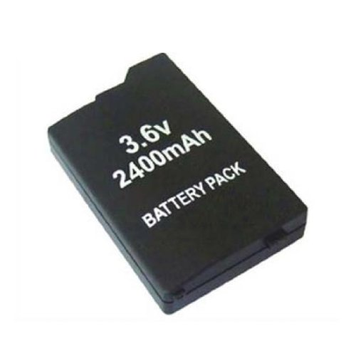 Generic Li-Ion Slim Rechargeable Battery Pack for Sony PSP Slim 2000/3000 - Sony PSP ()