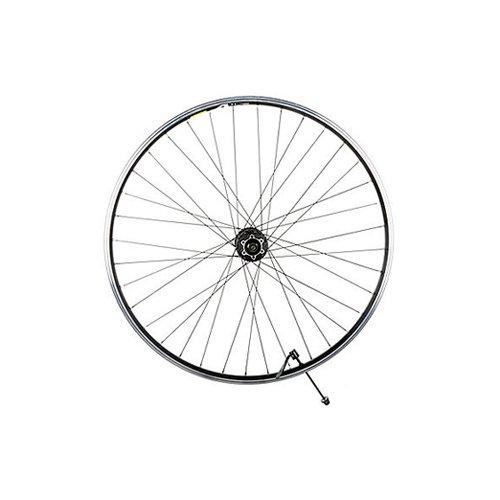 Pro Build Fahrradfelge, 700C, Schwarz