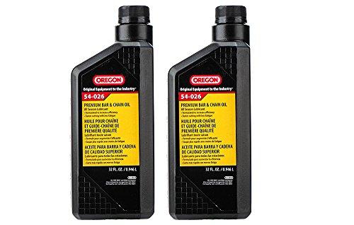 Oregon 54-026 lubrication