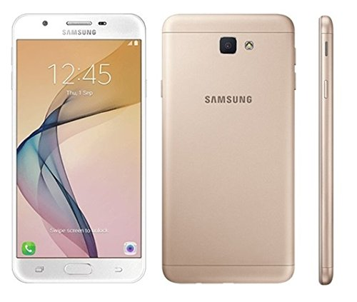 Samsung Galaxy J7 Prime SM-G610M Dual Sim Factory Unlocked Phone 16gb - 4G LTE in USA, Caribbean and Latin American Countries (White Gold)