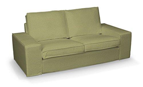 dekoria Kivik de 2 plazas sofá husse apto para Ikea Modelo ...