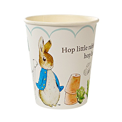 Meri Meri Peter Rabbit Scallop Cups