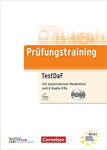 Buy Prufungstraining Daf Testdaf Ubungsbuch Mit Autorisiertem Modelltest Und Book Online At Low Prices In India Prufungstraining Daf Testdaf Ubungsbuch Mit Autorisiertem Modelltest Und Reviews Ratings Amazon In