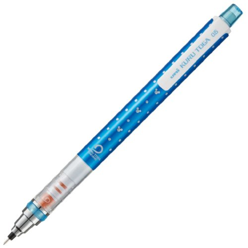 Uni Kurutoga Pencil 0.5mm Disney Series Blue