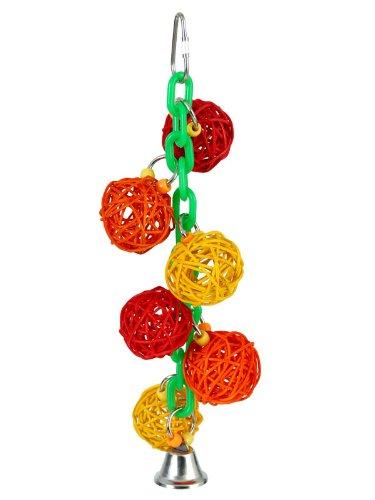 Crunch e e e Ding – Masticabili Foraggiamento giocattolo per pappagalli 8b576d