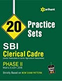 20 Practice Sets - SBI Clerical Cadre Phase-II Mains Exam 2016