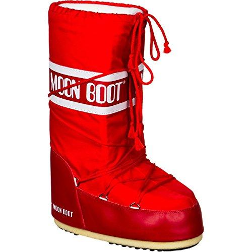 Unisexe Moon Nylon Boot Rouge Bottes Adultes wzz0qI