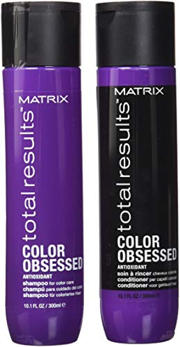 Matrix Total Results Color Obsessed Shampoo & Conditioner 10.1 oz Duo