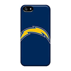 Great Cell-phone Hard Cover For Iphone 5/5s (gJM6235OxYs) Custom Lifelike San Diego Chargers Pattern