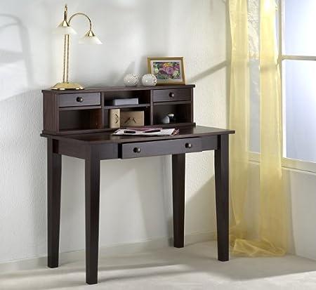 Escasa - Mesa de escritorio (madera de pino maciza), diseño ...