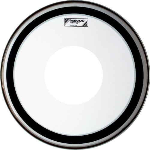Aquarian Drumheads HE13 Hi-Energy 13-inch Snare Drum Head, with Dot (Aquarian High Energy compare prices)