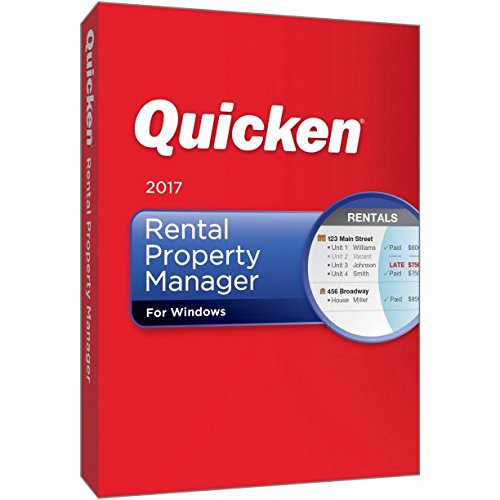 Quicken Rental Property Manager 2017 Software (DOWNLOAD) Windows version -  lntuit