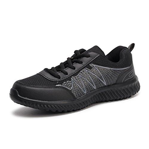 (ホークウェル)Hawkwell レディース メッシュ 軽量通気 運動靴 スポーツシューズ