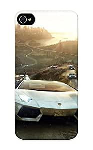 Fireingrass Brand New Defender Case For Iphone 5/5s (the Crew) / Christmas's Gift