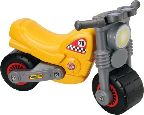 Used, Wader My First Motorbike for Kids, Fully Functional for sale  Delivered anywhere in USA