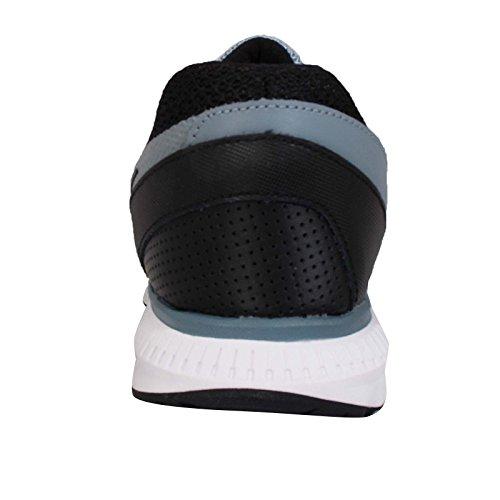 Nike Menns Zoome Winflo 2 Løpesko Blå Grafitt / Due Grå / Hvit / Svart