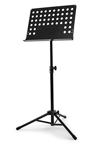Nomad NBS-1310 Orchestral Music Stand with Perforated Desk