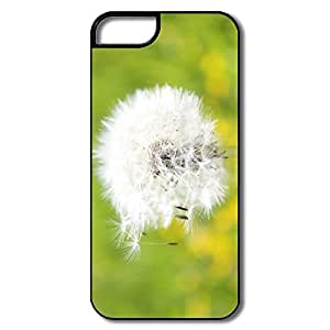 PTCY IPhone 5/5s Designed Particular Dandelion Fluff