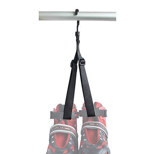 YYST Ski Boot Carrier One Ski Boot Hanger One Ski Boot Roller Skate Boot Rack One Ski Boot Storage Hanger - No Ski Boots!