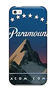 New Cute Funny Paramount Logo Case Cover Iphone 5c Case Cover