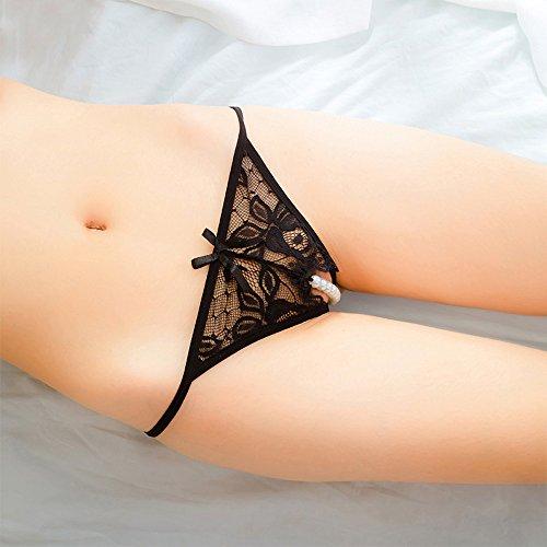 Crotchless panty pic