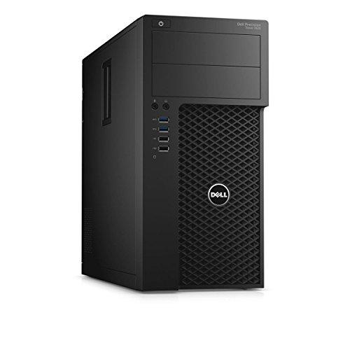 Dell Precision Mini Tower T3620 Intel i7-7700K Quad Core 32GB DDR4 512GB M.2 NVMe SSD Quadro K1200 4GB Windows 10 Pro, with Dell 3-Year NBD Warranty